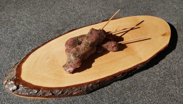 Varkenshaas Knoflook-Zwarte peper